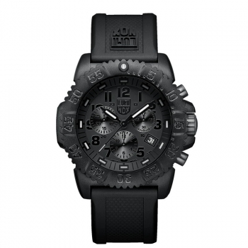 Наручные часы LUMINOX EVO SEAL CHRONO BLACKOUT A.3081.BO