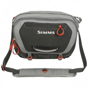Сумка SIMMS Freestone Hip Pack 12 л р. Steel в интернет магазине Rybaki.ru