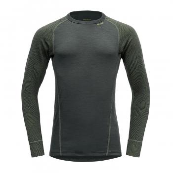 Футболка DEVOLD Duo Active Man Shirt 205 г/м2 цвет Woods в интернет магазине Rybaki.ru
