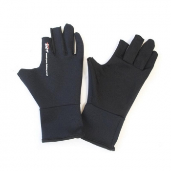 Перчатки TICT Titanium 3 Fingerless Glove в интернет магазине Rybaki.ru