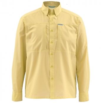 Рубашка SIMMS Ultralight Ls Shirt цвет Straw