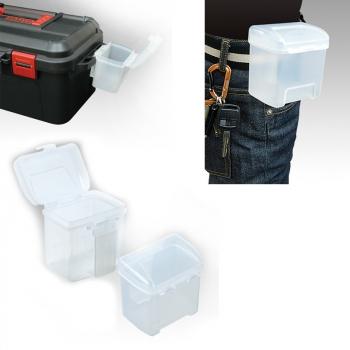 Коробка MEIHO BM-100 Parts Case цв. прозрачный в интернет магазине Rybaki.ru
