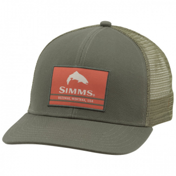 Кепка SIMMS Original Patch Trucker цв. Foliage