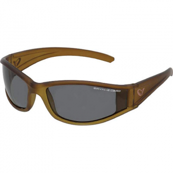 Очки SAVAGE GEAR Slim Shades Floating  Polarized Sunglasses - Dark Grey (S в интернет магазине Rybaki.ru