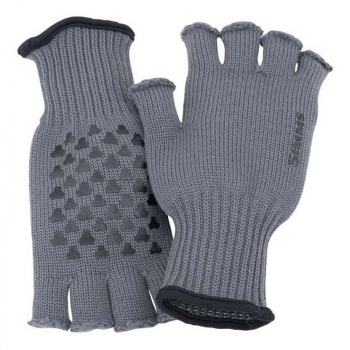 Перчатки SIMMS Wool Half-Finger Glove
