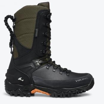 Ботинки VIKING Hunter Deluxe GTX цвет Черный / Темно-коричневый в интернет магазине Rybaki.ru
