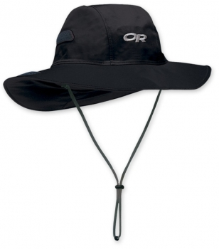 Панама OUTDOOR RESEARCH Seattle Sombrero р. L цв. Black в интернет магазине Rybaki.ru