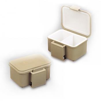 Коробка-холодильник MEIHO №203 Bait Cooler цв. оливковый в интернет магазине Rybaki.ru