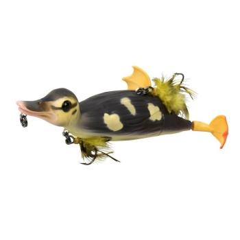 Приманка SAVAGE GEAR 3D Suicide Duck 15 см цв. 01-Natural в интернет магазине Rybaki.ru