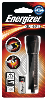 Фонарь ENERGIZER X-Focus LED 1AAA