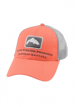 Кепка SIMMS Women's Trout Trucker Cap цв. Coral