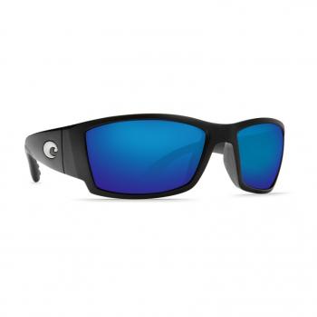 Очки поляризационные COSTA DEL MAR Corbina 580P р. L цв. Black цв. ст. Blue Mirror