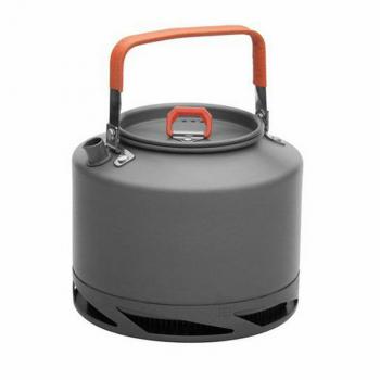 Чайник FIRE-MAPLE Feast XT2 с теплообменной системой цв. Черный в интернет магазине Rybaki.ru