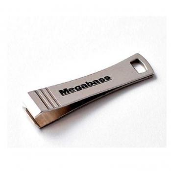 Кусачки MEGABASS Line Cutter Silver