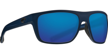 Очки поляризационные COSTA DEL MAR Broadbill 580G р. L цв. Matte Midnight Blue цв. ст. Blue Mirror