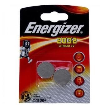 Батарейка ENERGIZER Miniatures Lithium CR2032 FSB2 в интернет магазине Rybaki.ru