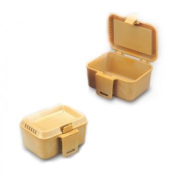 Коробка MEIHO №200 Bait Box цв. песочный в интернет магазине Rybaki.ru