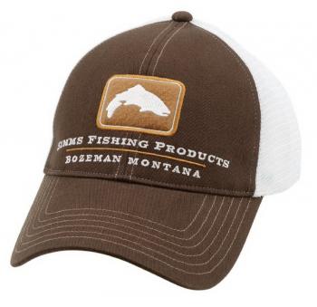 Кепка SIMMS Trout Trucker Cap цв. Bark