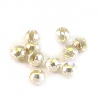Вольфрамовая головка ONLY SPIN Trout Tungsten Ball 2,5 мм цв. Серебрянный (5 шт.)