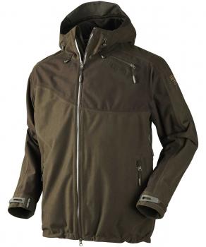 Куртка HARKILA Vector Jacket цвет Hunting Green / Shadow Brown