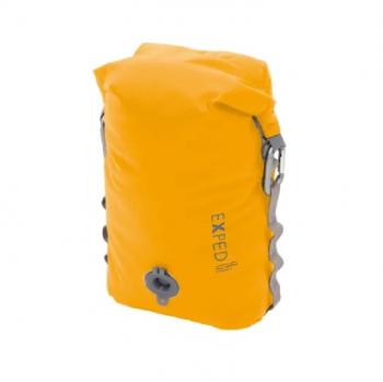 Гермомешок EXPED Fold-Drybag Endura 5 л цв. желтый в интернет магазине Rybaki.ru