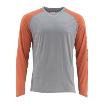 Джемпер SIMMS Ultra-Wool Core Top цвет Orange