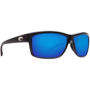 Очки COSTA DEL MAR Mag Bay 580 GLS р. XL цв. Shiny Black цв. ст. Blue Mirror