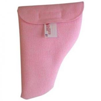 """Чехол BORESTORES 7,5"""" ПИСТОЛЕТ (ПМ) цв. pink"""