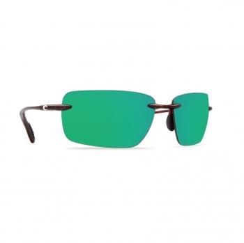 Очки поляризационные COSTA DEL MAR Gulfshore C-Mate 2.00 р. XL цв. Tortoise цв. ст. Green Mirror