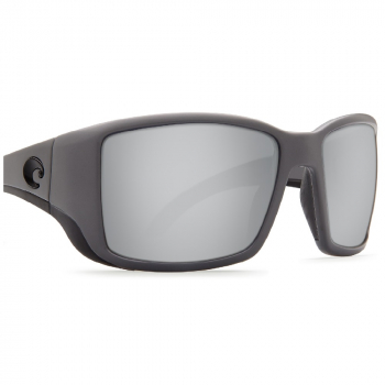 Очки COSTA DEL MAR Blackfin 580 P р. L цв. Matte Gray цв. ст. Copper Silver Mirro