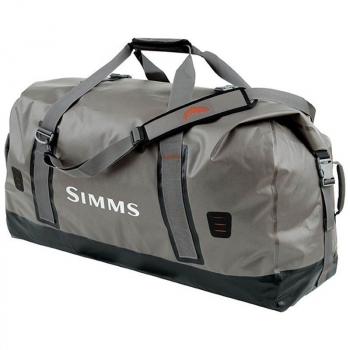 Сумка SIMMS Dry Creek Duffel цв. Greystone 150 L