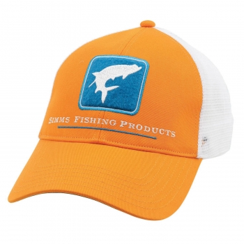 Кепка SIMMS Tarpon Trucker Cap цв. Burnt Orange