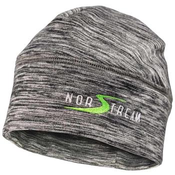 Шапка NORSTREAM с вышивкой цв. серо-зеленый