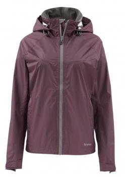 Куртка SIMMS Women's Hyalite Rain Shell цвет Malbec