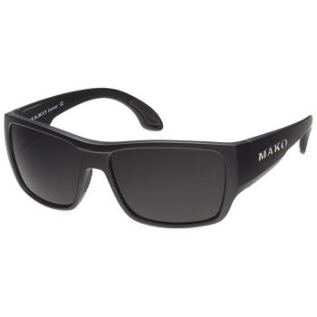 Очки солнцезащитные MAKO Covert цв. Matt Black цв. стекла PC Grey