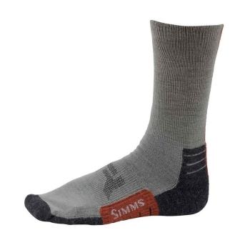 Носки SIMMS Guide Lightweight Crew Sock цвет gunmetal