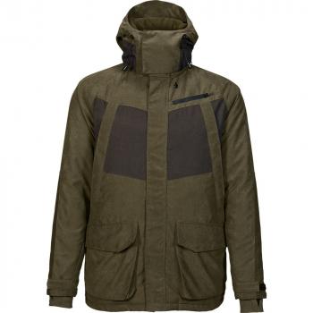 Куртка SEELAND Taiga Jacket цвет Grizzly Brown в интернет магазине Rybaki.ru