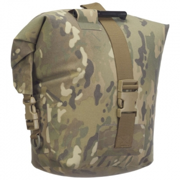 Гермомешок WATERSHED Small Utility Bag 13 л цв. camouflage в интернет магазине Rybaki.ru