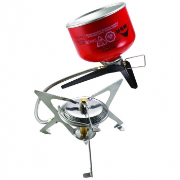 Горелка газовая MSR WindPro II Stove в интернет магазине Rybaki.ru