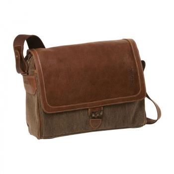 Сумка RISERVA Vintage 36x27x14 см. цв. brown