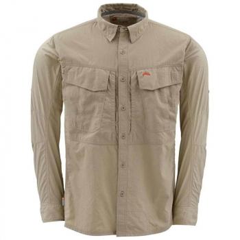 Рубашка SIMMS Guide Shirt цвет Cork