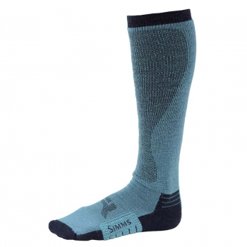 Носки SIMMS Women's Guide Midweight OTC Sock цвет lagoon