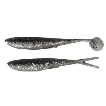 Виброхвост SAVAGE GEAR 3D LB Fry 50 цв. Dirty Silver (8 шт.)