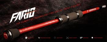 Удилище спиннинговое AIRRUS Fario 792MMF тест 5 - 18 г