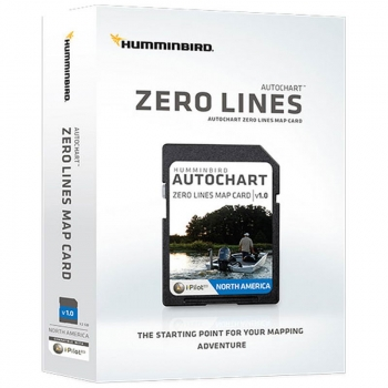 SD-карта HUMMINBIRD Autochart ZeroLine Europe