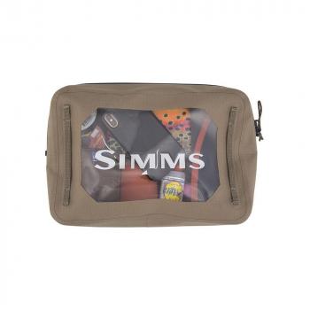 Гермосумка SIMMS Dry Creek Gear Pouch 4 л цв. Tan в интернет магазине Rybaki.ru