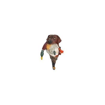 Крючок TMB Крючок (шоколадный лабрадор с уткой)