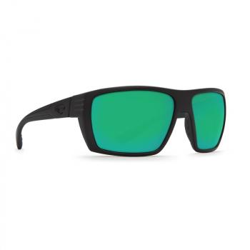 Очки поляризационные COSTA DEL MAR Hamlin 580P р. XL цв. Blackout цв. ст. Green Mirror