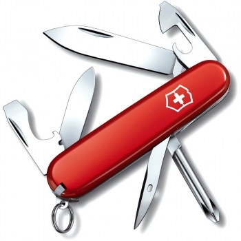 Нож VICTORINOX Tinker Small р. 84 мм, 12 функций, цв. красный