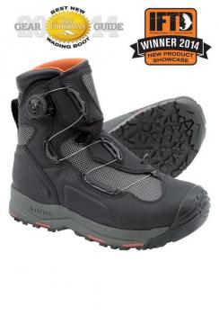 Ботинки забродные SIMMS G4 Boa Boot цвет Black